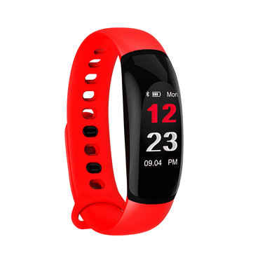 KALOAD U8 Plus Heart Rate Blood Pressure Monitor Waterproof Smart Sports Wristband