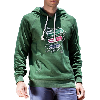 Men's Plus Velvet Thick Cotton Warm Hoodies Sweatshirts