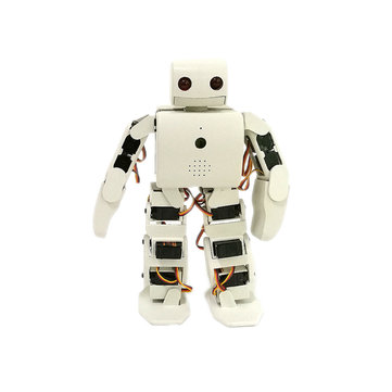 ViVi Plen2 Humanoid Open-Source DIY Robot Kit Support Wifi & App Control Compatible With Arduino 3D Printer