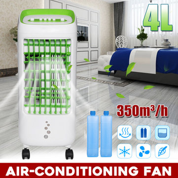 Air Conditioner Fan Quiet Chiller Strong Refrigeration Air Conditioning Fan For Student Dormitory Home Office
