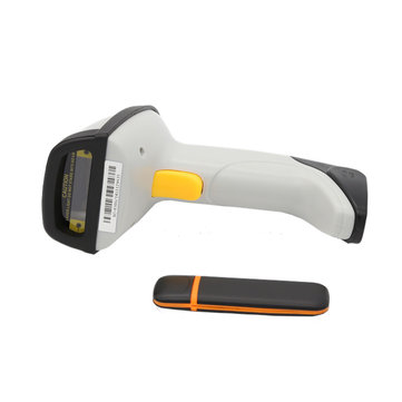 Shangchen 830G-2D-B Wireless Scanner Two-dimensional Image Barcode Scanner Supermarket