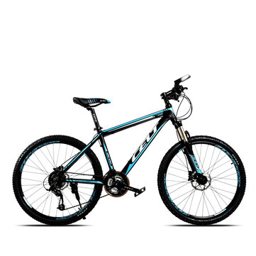 26 Inch Mountain Bike Bicycle 27 Speed Oil Disc Brake Aluminum Alloy Frame