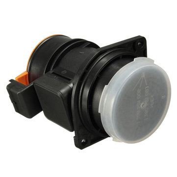 Black Mass Air Flow Sensor For Vauxhall Movano Vivaro