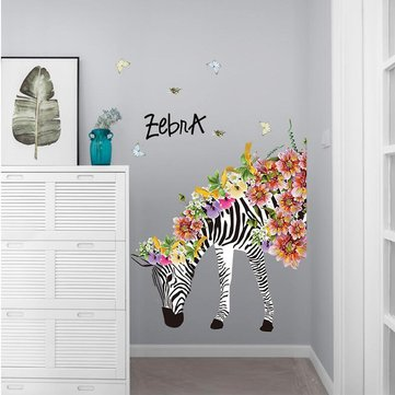Miico 3D Creative PVC Wall Stickers Home Decor Mural Art Removable
