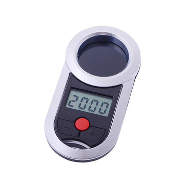 RCD3063 V2 Magic Mirror 3 in 1 Optische Tachometer voor RC Fixed Wing Helicopter Multicopter