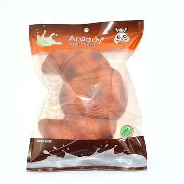 Areedy 18cm Croissant Squishy Scented Super Slow Rising Bread With Original Package