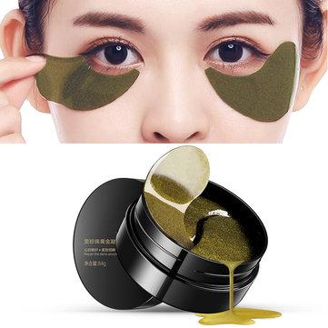 60Pcs Eye Mask Dark Circle Eyelid Anti-Wrinkle Patches