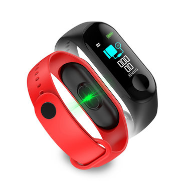 $8.29 for Bakeey M3 Color Screen Smart Watch
