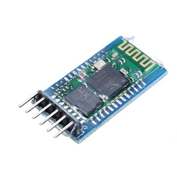 3pcs HC-05 Wireless Bluetooth Serial Module With Base Plate For Arduino