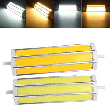 Dimmable R7S 25W LED COB SMD Flood Light Spot Lightt Bulb Lamp 189MM AC85-265V