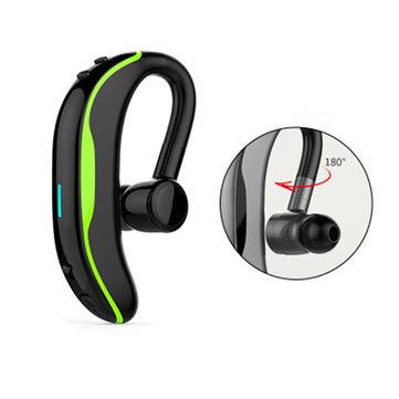 Wireless Bluetooth Earphone Stereo Noise Cancelling Sports Handsfree Headset Earphone With Mic
