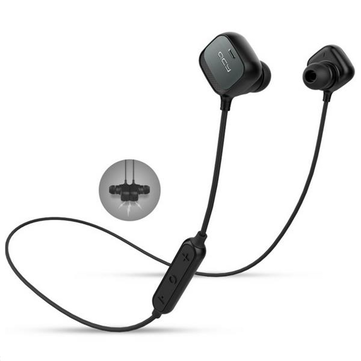 QCY QY12 Sport Magnetic Adsorption Stereo Wireless Bluetooth 4.1 Headphone Earphone