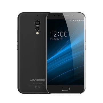 UMIDIGIS5.5인치4GB램 64GB ROM MTK Helio P20 Octa 코어 4G 스마트 폰