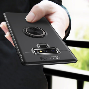 C-KU 360º Rotating Ring Grip Kickstand Protective Case For Samsung Galaxy Note 9