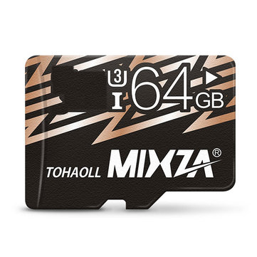 MIXZA U3 64GB TF Carte mémoire