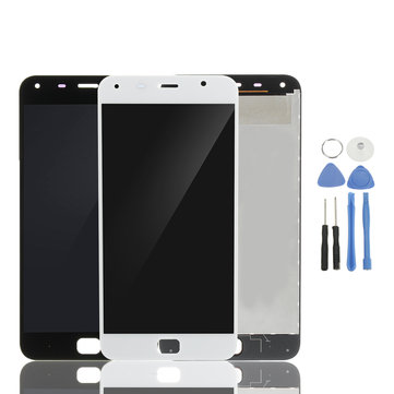 LCD Display+Touch Screen Digitizer Assembly Replacement With Tools For Umi Touch