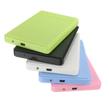 USB 2.0 Hard Drive Enclosure for 2.5INCH HDD Hard Disk Case
