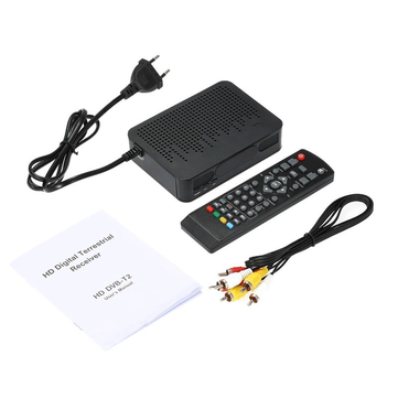K3 DVB-T2 Digital Video Broadcasting Full HD 1080P Digital H.264 Set Top Box