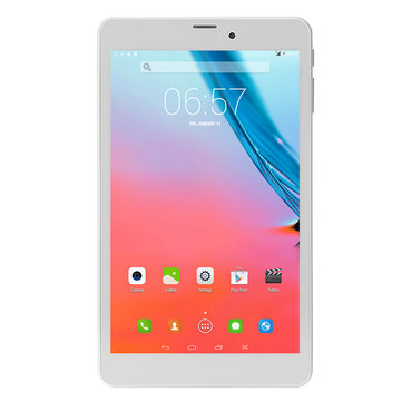 Original Box VOYO X7 MT6582 Quad-core 2GB RAM 32GB 7 Inch Dual SIM 3G Android 5.0 Tablet Silver