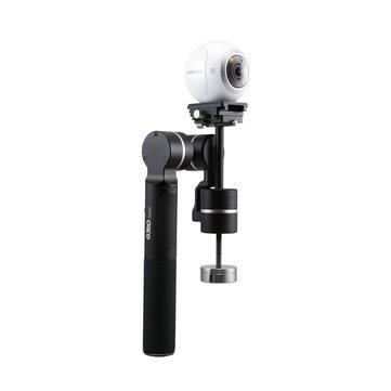 Feiyu 기술 G360 360도 파노라마 카메라 핸드 헬드 짐벌 멀티 카메라 아이폰 GoPro