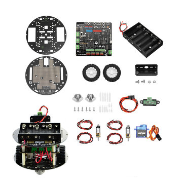 DFROBOT MiniQ Discovery Smar Robot Arduino Kit for Kids Education