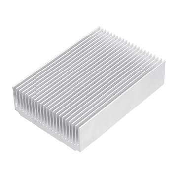 100x69x27mm Dense Toothed Heat Sink Aluminum Radiator