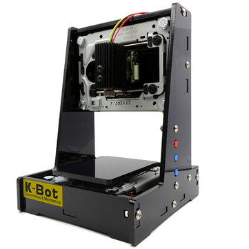 K-Bot V2 1000mW Mini Laser Engraving Machine Bluetooth DIY Laser Printer