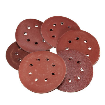 30pcs 5 Inch 80-2000 Grit Sanding Discs Sand Papers Polishing Sandpaper Set