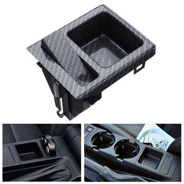 Carbon Centre Console Storage Tray Coin Box for BMW E46 325 3 Series 51168217957