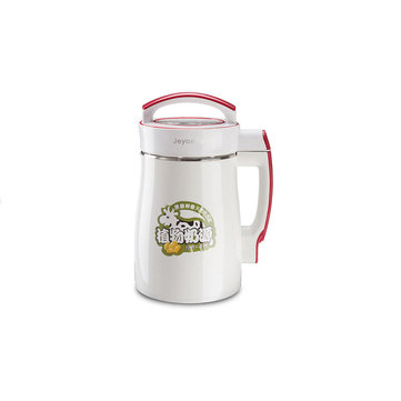 ​JEYOANG 800W 2L Soybean Kettle Hot Soymilk Machine Fruit Juice Soy Milk Cereal Soup Maker