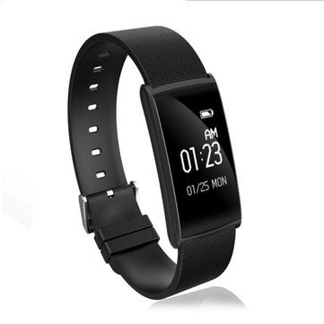 N108 Heart Rate Monitor Pedometer Sport BlueTooth Smart Bracelet For iphone X 8/8/Plus Samsung S8 Xi