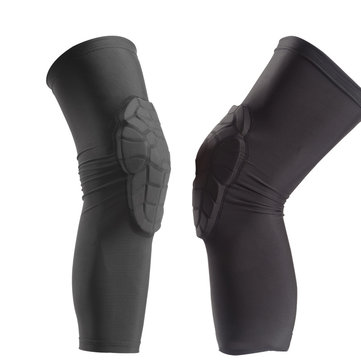 KALOAD EVA Leg Sleeves Pad Guard Sports Safety Anti Collision EVA Knee Pad Sports Protective Gear