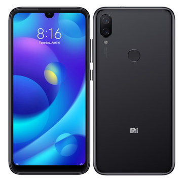 Xiaomi Mi Play Global Version 5.84 cal 4GB RAM 64GB ROM MTK Helio P35 Octa core 4G Smartphone