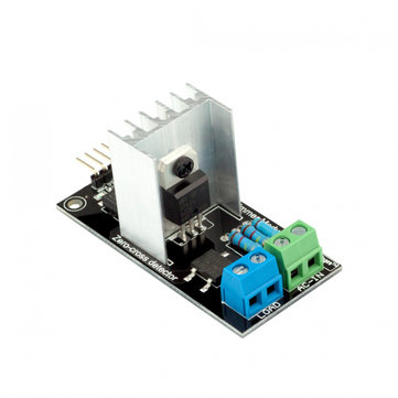 RobotDyn® AC Light Dimmer Module For PWM Control 1 Channel 3.3V/5V Logic AC 50hz 60hz 220V 110V