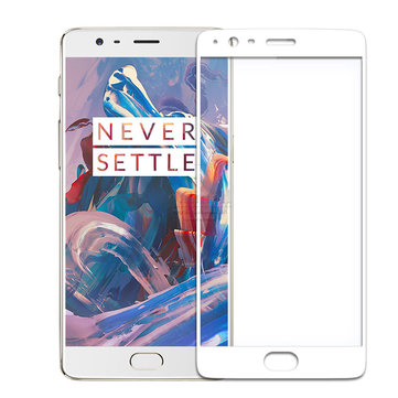0.26mm Full Screen Protection Tempered Glass Film Glass Screen Protector For Oneplus 3 3T