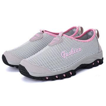 ЖенскоеBreathableMeshSoftSoleLight На открытом воздухе Спортивная обувь