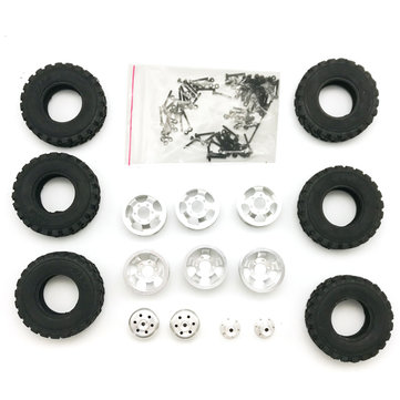 WPL Metal RC Car Wheel Hub For 1/16 WPL 4WD B14 B24 JJRC Q61 RC Car