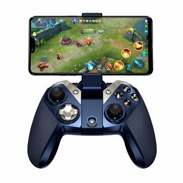 Gamesir M2 Apple-Certified MFi bluetooth Gamepad for IOS/MAC/Apple TV With Phone Clip