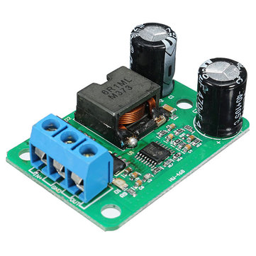 5pcs DC-DC 24V / 12V To 5V 5A 25W Input Voltage 9 - 35V Buck Step Down Power Module Synchronous Rectification Power Converter