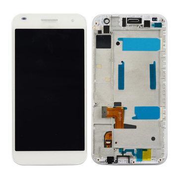 Huawei Ascend G7 G7-L01 G7-L03 için LCD Ekran + Dokunmatik Ekran Digitizer Meclisi Ekran Değiştirme