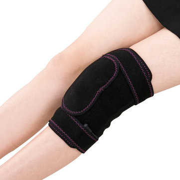 Knee Heating Pad Knee Support Heated Knee Brace Wrap Thermal Therapy Warm Joint Relief Pain Support Brace Arthritis