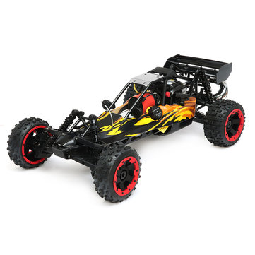 1/5 2.4G RWD 80km/h Rovan Baja Rc Car 29cc Petrol Engine Buggy W/O Battery Toys