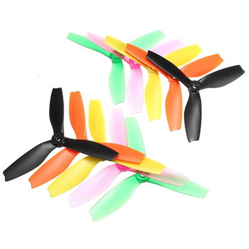 10 Pairs Racerstar R5040X3 5040 3 Blade Propeller 5.0mm Mounting Hole For 2204 2206 Motor RC Drone FPV Racing