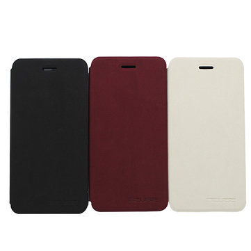 OCUBE PU Flip Stand Leather Protective Case Cover For Ulefone Future