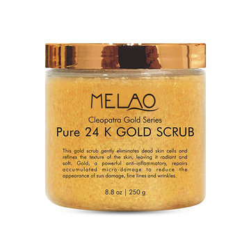 Melao Pro 24K Gold Scrub Eliminate Dead Skin Cell Body Cream