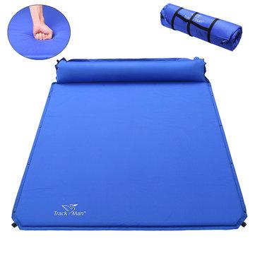 Trackman TM2224 2-3 Person На открытом воздухе Sleeping Picnic Mat Self-Inflating Влагостойкая палатка для тентов