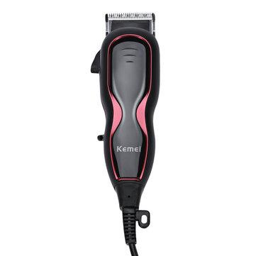 KEMEI KM-1027 recargable profesional Cabello Clipper para hombre afeitadora Trimmer Set de aseo