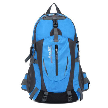 35L Men Nylon Travel Backpack Light Weight Waterproof Outdoor Sport Hiking Backpack