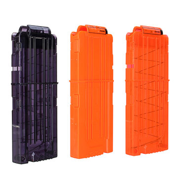 Quick Reload 12 Darts Clip Magazine For Nerf N-Strike Elite Series Replacement Accessories