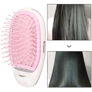 Mini Massage 3D Hair Brush Comb Small